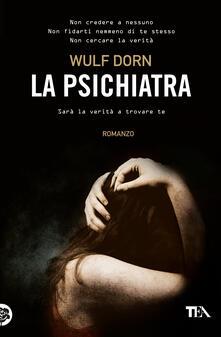 La psichiatra - Wulf Dorn - copertina