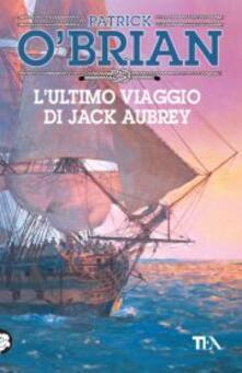 L' ultimo viaggio di Jack Aubrey