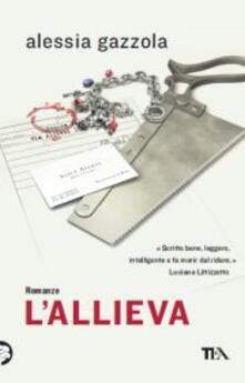 L' allieva - Alessia Gazzola - copertina
