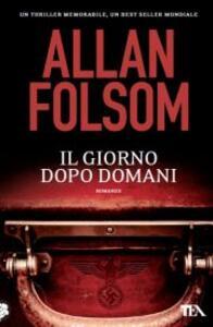 Il giorno dopo domani - Allan Folsom - copertina