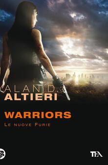 Voluntariadobaleares2014.es Warriors. Le nuove furie. Tutti i racconti. Vol. 5 Image