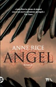 Angel - Anne Rice - copertina