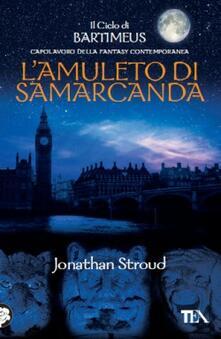 Antondemarirreguera.es L' amuleto di Samarcanda. Il ciclo di Bartimeus. Vol. 1 Image