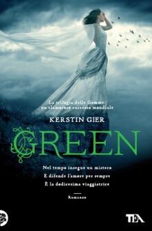 Ristorantezintonio.it Green. La trilogia delle gemme Image