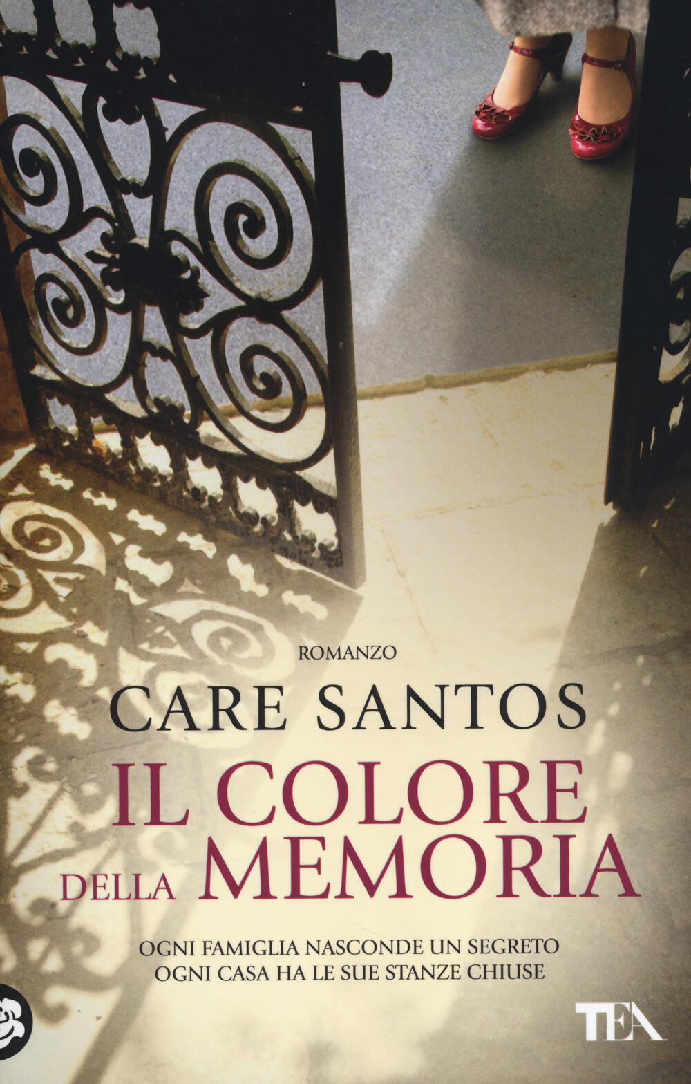 Il colore della memoria care santos libro tea for Studi mataro