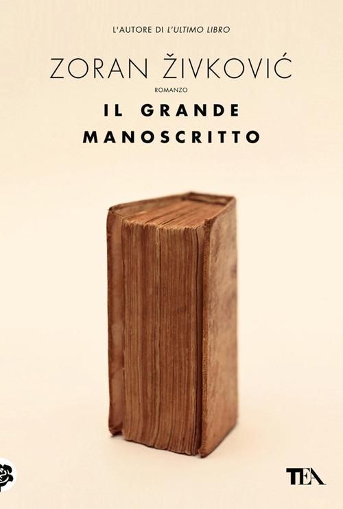 Image of Il grande manoscritto