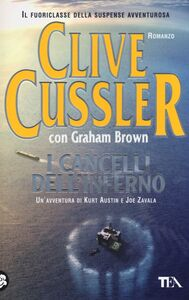 Libro I cancelli dell'inferno Clive Cussler , Graham Brown
