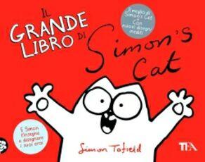Libro Il grande libro di Simon's cat Simon Tofield