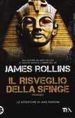 Libro Il risveglio della sfinge James Rollins