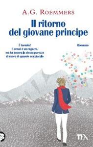 Il ritorno del giovane principe - A. G. Roemmers - copertina