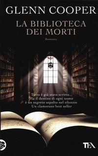 La La biblioteca dei morti - Cooper Glenn - wuz.it