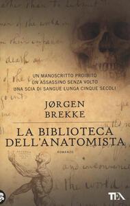 La biblioteca dell'anatomista - Jørgen Brekke - copertina