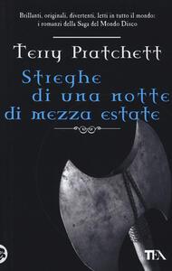 Streghe di una notte di mezza estate - Terry Pratchett - copertina