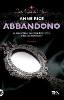 Camfeed.it Abbandono. La trilogia dei Sensi. Vol. 2 Image