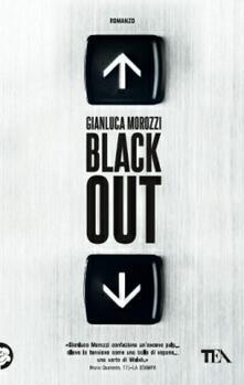 Blackout - Gianluca Morozzi - copertina