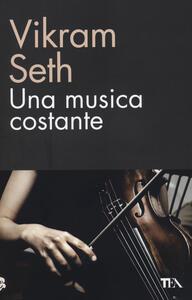 Una musica costante - Vikram Seth - copertina