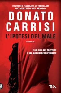 L' ipotesi del male - Donato Carrisi - copertina