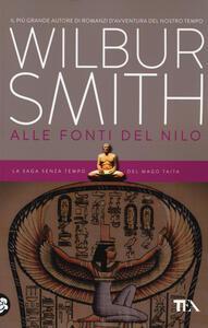 Alle fonti del Nilo - Wilbur Smith - copertina