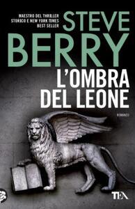 L' ombra del leone - Steve Berry - copertina