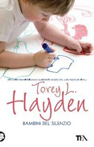 Bambini del silenzio - Torey L. Hayden - copertina