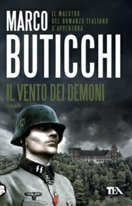 Il vento dei demoni - Marco Buticchi - copertina