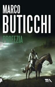 Profezia - Marco Buticchi - copertina