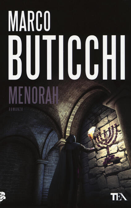Menorah - Marco Buticchi - copertina
