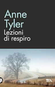 Lezioni di respiro - Anne Tyler - copertina