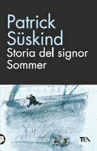 Storia del signor Sommer - Patrick Süskind - copertina