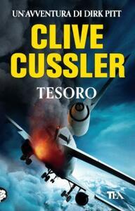 Tesoro - Clive Cussler - copertina