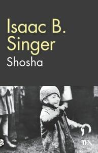 Shosha - Isaac Bashevis Singer - copertina