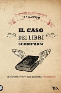 Il caso dei libri scomparsi - Ian Sansom - copertina