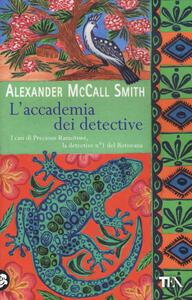 L' accademia dei detective