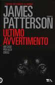 Libro Ultimo avvertimento James Patterson