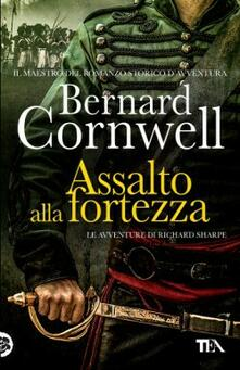Premioquesti.it Assalto alla fortezza. Le avventure di Richard Sharpe. Vol. 4 Image