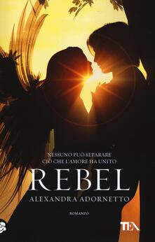 Letterarioprimopiano.it Rebel Image