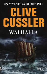 Walhalla - Clive Cussler - copertina
