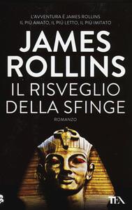 Il risveglio della sfinge - James Rollins - copertina