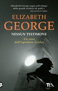 Nessun testimone - Elizabeth George - copertina