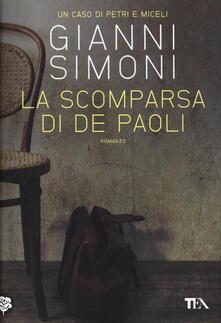 Premioquesti.it La scomparsa di De Paoli. Un caso di Petri e Miceli Image