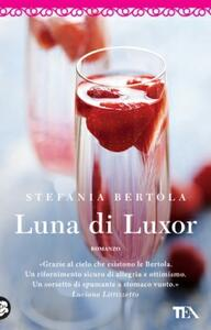 Luna di Luxor - Stefania Bertola - copertina