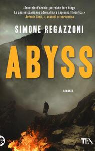 Abyss - Simone Regazzoni - copertina