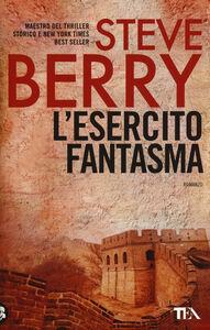 Libro L' esercito fantasma James Berry