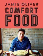 Libro Comfort food Jamie Oliver