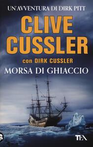 Morsa di ghiaccio - Clive Cussler,Dirk Cussler - copertina