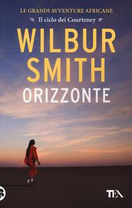 Orizzonte - Wilbur Smith - copertina