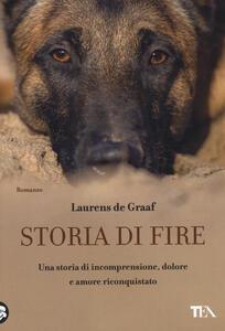Storia di Fire - Laurens De Graaf - copertina