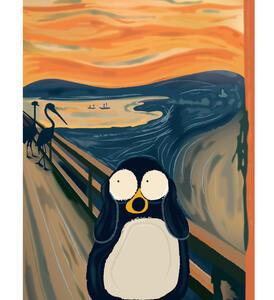 Arte pinguina. Capolavori dal MoPa (Museum of Penguin Art). Gus & Waldo - Massimo Fenati - 3