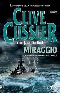 Miraggio - Clive Cussler,Jack Du Brul - copertina