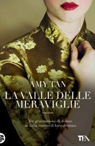 La valle delle meraviglie - Amy Tan - copertina